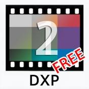 iPhone、iPadアプリ「DXP FREE」のアイコン