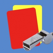 iPhone、iPadアプリ「RED!」のアイコン
