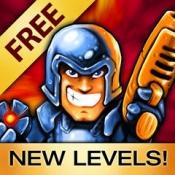 iPhone、iPadアプリ「Rick Rocketson Free (NEW)」のアイコン