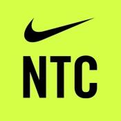 iPhone、iPadアプリ「Nike Training Club」のアイコン