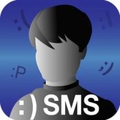 iPhone、iPadアプリ「彼氏 SMS」のアイコン