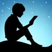 iPhone、iPadアプリ「Kindle」のアイコン