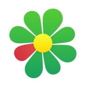iPhone、iPadアプリ「ICQ – Messenger & Video Calls」のアイコン