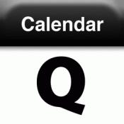 iPhone、iPadアプリ「Quick Calendar」のアイコン