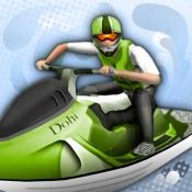 iPhone、iPadアプリ「Aqua Moto Racing」のアイコン