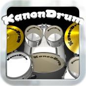 iPhone、iPadアプリ「KanonDrum」のアイコン