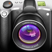 iPhone、iPadアプリ「Camera Genius」のアイコン