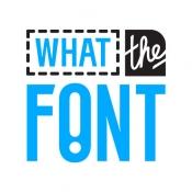 iPhone、iPadアプリ「WhatTheFont」のアイコン