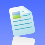 iPhone、iPadアプリ「文書  Documents (Office Docs)」のアイコン