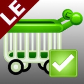 iPhone、iPadアプリ「mShopping LE - Simple Shopping List」のアイコン