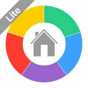 iPhone、iPadアプリ「HomeBudget Lite (w/ Sync)」のアイコン