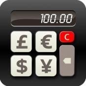 iPhone、iPadアプリ「eCurrency -  通貨のコンバーター」のアイコン