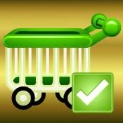iPhone、iPadアプリ「mShopping - Powerful Shopping List」のアイコン