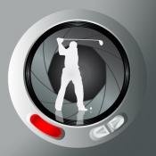 iPhone、iPadアプリ「iSwing Golf」のアイコン