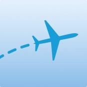 iPhone、iPadアプリ「FlightAware Flight Tracker」のアイコン