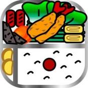 iPhone、iPadアプリ「お弁当レシピ」のアイコン