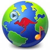 iPhone、iPadアプリ「オーストラリアラジオ」のアイコン