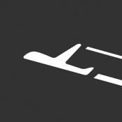 iPhone、iPadアプリ「駅探 飛行機時刻表 国内線」のアイコン