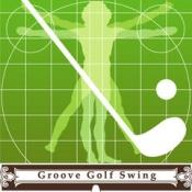 iPhone、iPadアプリ「Groove Golf Swing」のアイコン
