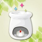 iPhone、iPadアプリ「癒しの香り」のアイコン