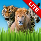 iPhone、iPadアプリ「Zoo Sounds Lite - A Fun Animal Sound Game for Kids」のアイコン