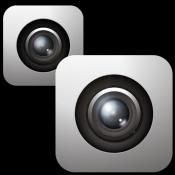 iPhone、iPadアプリ「Simple Resize カメラで撮った写真やイラストをブログや壁紙・アルバム用にリサイズするためのシンプルアプリ パノラマphotoのサイズ変更や縮小にも」のアイコン