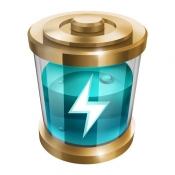 iPhone、iPadアプリ「バッテリー HD Pro」のアイコン