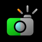 iPhone、iPadアプリ「A+ Black and White Camera」のアイコン