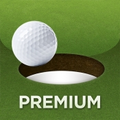 iPhone、iPadアプリ「Mobitee GPSゴルフ距離計スコアーカード プレミアム」のアイコン