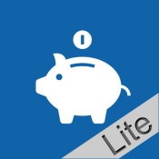 iPhone、iPadアプリ「ゴールド家計簿 Lite」のアイコン