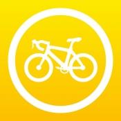 iPhone、iPadアプリ「Cyclemeter GPSサイクリング、自転車、ランニング」のアイコン