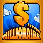 iPhone、iPadアプリ「大富豪の実業家 Millionaire Tycoon™」のアイコン