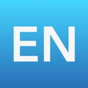 iPhone、iPadアプリ「LexicEN Lite 英英辞書、オフライン対応!」のアイコン