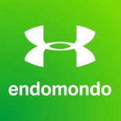 iPhone、iPadアプリ「Endomondo Sports Tracker」のアイコン