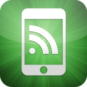 iPhone、iPadアプリ「MobileRSS Free ~ Google RSS News Reader」のアイコン