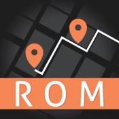 iPhone、iPadアプリ「ローマ旅行ガイド イタリア」のアイコン