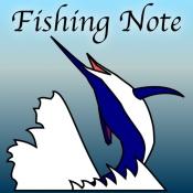 iPhone、iPadアプリ「釣果ノート(製本まで可能な釣果記録アプリ)」のアイコン