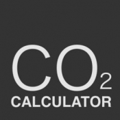 iPhone、iPadアプリ「CO2 CALCULATOR」のアイコン