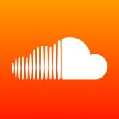 iPhone、iPadアプリ「SoundCloud: 音楽&オーディオ」のアイコン