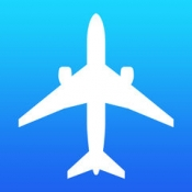 iPhone、iPadアプリ「Plane Finder - Flight Tracker」のアイコン