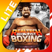 iPhone、iPadアプリ「Iron Fist Boxing Lite」のアイコン