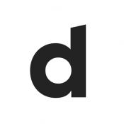 iPhone、iPadアプリ「Dailymotion」のアイコン