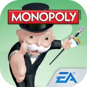 iPhone、iPadアプリ「MONOPOLY Game」のアイコン