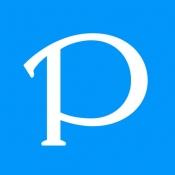 iPhone、iPadアプリ「pixiv」のアイコン
