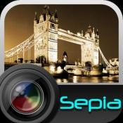 iPhone、iPadアプリ「Aisu セピア色のカメラ」のアイコン
