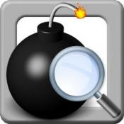 iPhone、iPadアプリ「Mine Search」のアイコン