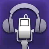 iPhone、iPadアプリ「ワンボタンの声 for iPhone」のアイコン