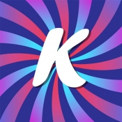 iPhone、iPadアプリ「Kappboom - ライブ壁紙」のアイコン