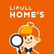 iPhone、iPadアプリ「お部屋探しならライフルホームズ 賃貸・不動産物件検索アプリ」のアイコン