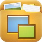 iPhone、iPadアプリ「ezShare Files」のアイコン